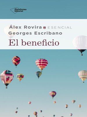 cover image of El beneficio