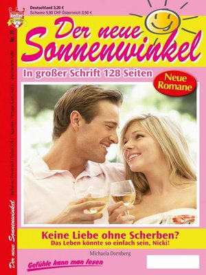 cover image of Der neue Sonnenwinkel 31 – Familienroman