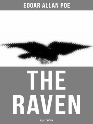 cover image of The Raven (Illustrated)