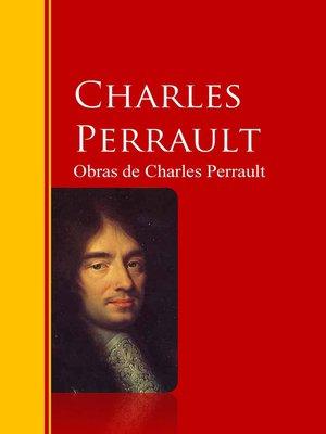 cover image of Obras de Charles Perrault