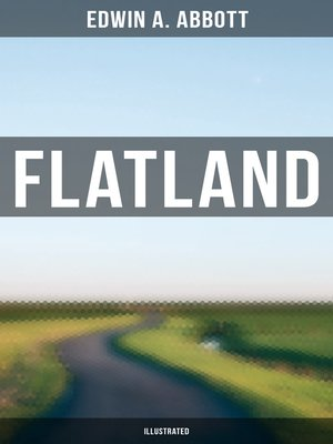 cover image of FLATLAND (Illustrated)