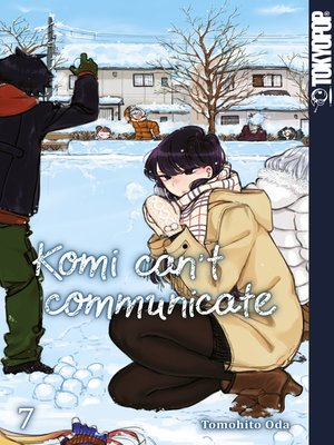 cover image of Komi can't communicate 07