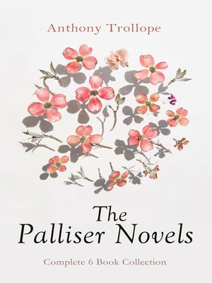 cover image of The Palliser Novels