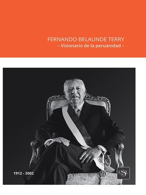 cover image of Fernando Belaunde Terry