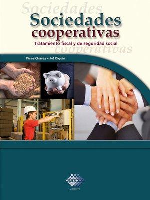cover image of Sociedades cooperativas