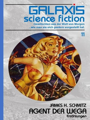 cover image of GALAXIS SCIENCE FICTION, Band 11
