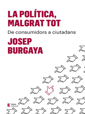 cover image of La política, malgrat tot
