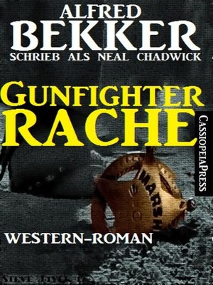 cover image of Gunfighter-Rache