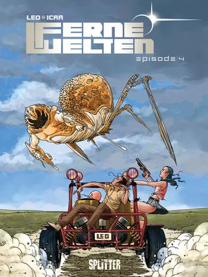 cover image of Ferne Welten. Band 4