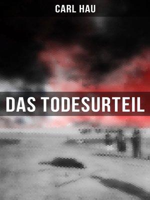 cover image of Das Todesurteil