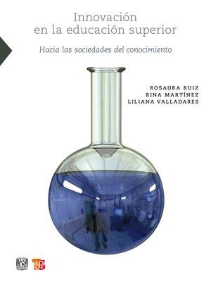 cover image of Innovación en la educación superior