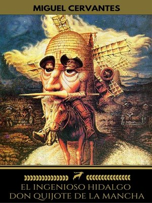 cover image of El ingenioso hidalgo Don Quijote de la Mancha (Golden Deer Classics)