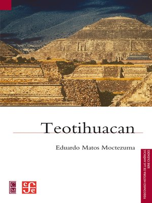 cover image of Teotihuacan