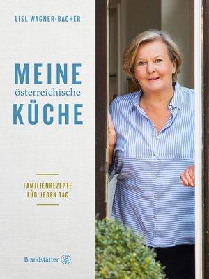 cover image of Meine österreichische Küche
