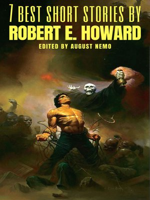 cover image of 7 best short stories by Robert E. Howard
