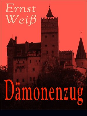 cover image of Dämonenzug