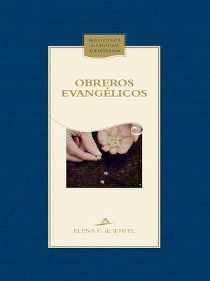 cover image of Obreros evangélicos