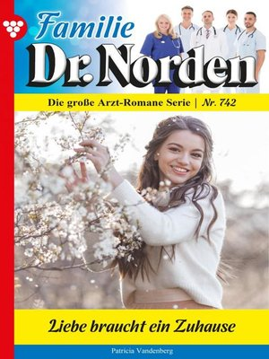 cover image of Familie Dr. Norden 742 – Arztroman