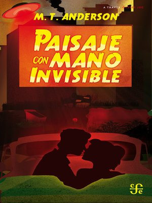 cover image of Paisaje con mano invisible