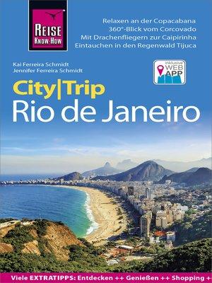 cover image of Reise Know-How CityTrip Rio de Janeiro