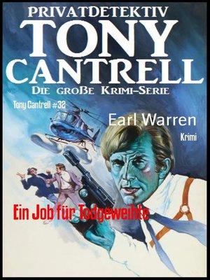 cover image of Ein Job für Todgeweihte