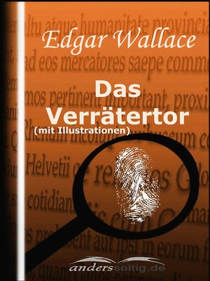 cover image of Das Verrätertor (mit Illustrationen)