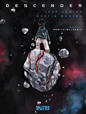 cover image of Descender. Band 4