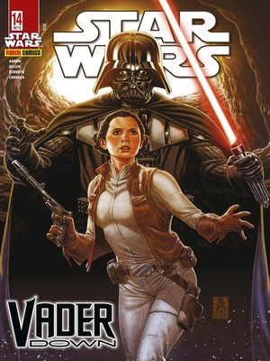 cover image of Star Wars, Comicmagazin 14