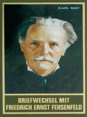 cover image of Briefwechsel mit Friedrich Ernst Fehsenfeld I