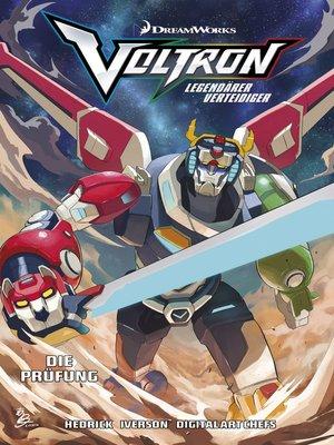 cover image of Voltron--Legendärer Verteidiger 1