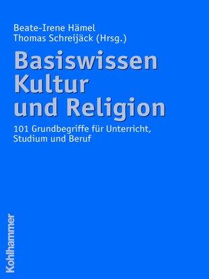 cover image of Basiswissen Kultur und Religion