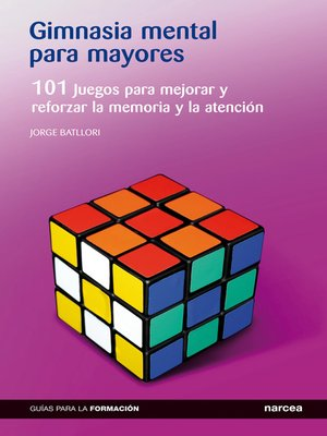 cover image of Gimnasia mental para mayores