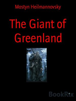 cover image of The Giant of Greenland