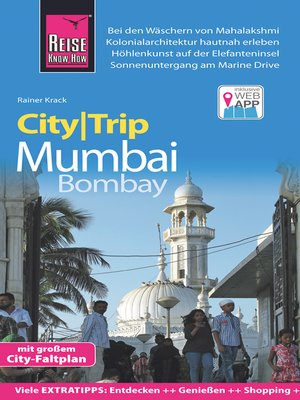 cover image of Reise Know-How CityTrip Mumbai / Bombay