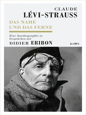 cover image of Das Nahe und das Ferne