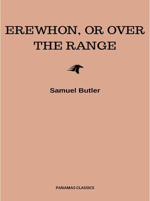 cover image of Erewhon, or Over the Range