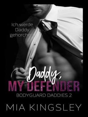 cover image of Daddy, My Defender