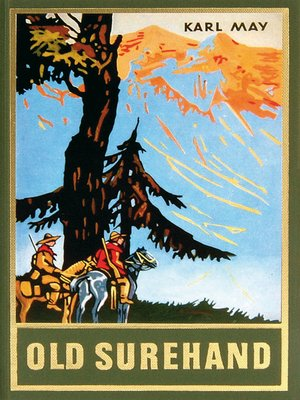 cover image of Old Surehand. Zweiter Teil