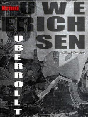 cover image of Überrollt