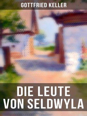 cover image of Die Leute von Seldwyla