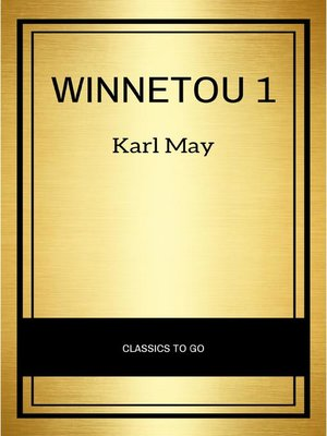 cover image of Winnetou 1