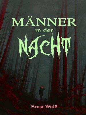 cover image of Männer in der Nacht