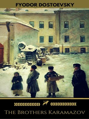 cover image of The Brothers Karamazov (Golden Deer Classics)