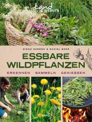 cover image of Essbare Wildpflanzen