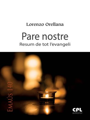 cover image of Pare nostre