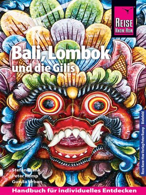 cover image of Reise Know-How Reiseführer Bali, Lombok und die Gilis