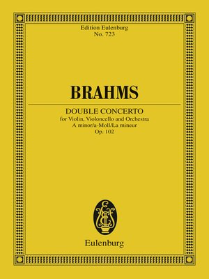 cover image of Double Concerto a minor