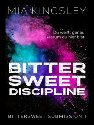 cover image of Bittersweet Discipline