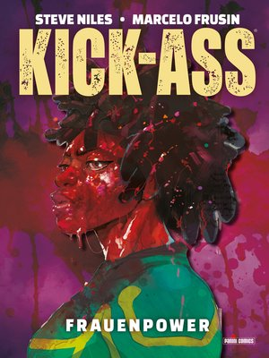 cover image of Kick-Ass--Frauenpower 3