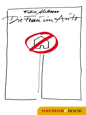 cover image of Die Frau im Auto